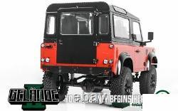 Rc4wd Gelande II Rtr 2015 Land Rover Defender D90 Autobiographie Z-rtr0043