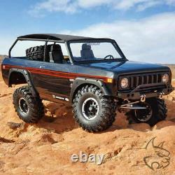 Redcat 1/10 Gen8 Scout II Axe Edition Brushless 4wd Crawler Rtr Noir