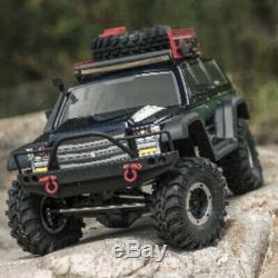 Redcat Racing 1/10 Everest Gen7 Échelle Pro Monstre Trail 4x4 Sur Chenilles Camion Noir