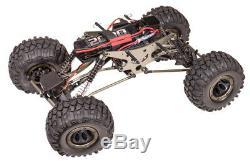 Redcat Racing Everest-10 Échelle 1/10 Électrique Brossé 2.4ghz Rc Crawler Rouge / Noir