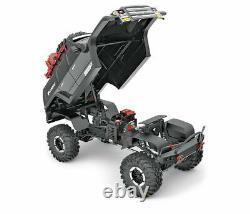 Redcat Racing Everest Gen7 Pro 1/10 Échelle Brossée Rc Crawler Noir Nouveau