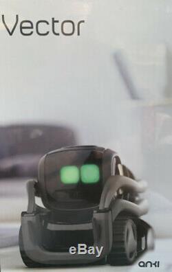 Robot Vecteur Par Commande Vocale Anki Ai Robotique Companion- Worldwide Shipping