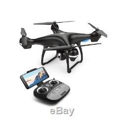 Saint Pierre Hs100 Gps Fpv Rc Drone 1080p Caméra Live Video Gps Retour Quadcopter