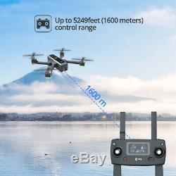 Saint Pierre Hs550 Gps Pliable Rc Drone Avec Caméra Hd 2k 5g Brushless Quadcopter