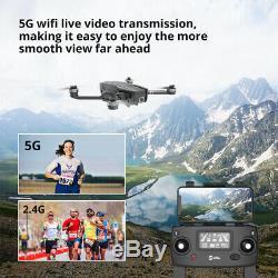 Saint Pierre Hs720 Gps Professionnel Drone Avec Caméra 2k Hd Pliable Rc Quadcopter