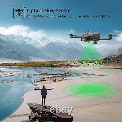 Saint Pierre Hs720 Pliable Gps Drone Avec 2k Fhd En Direct Rc Quadcopter Retour Accueil