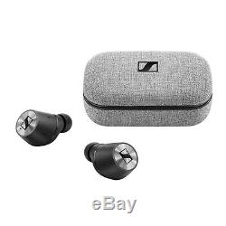 Sennheiser Momentum Est Vrai Sans Fil Bluetooth 5.0 Avec Oreillettes Multi-touch Control