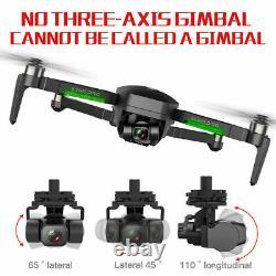 Sg906 Pro2 Rc Drone 1.2km Caméra 3k Gimbal 5g Wifi Gps Fpv Rc Quadcopter