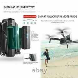 Sjrc F11 Pro Rc Drone Quadcopter Gps 5g Wifi Fpv 2k Caméra Brushless Selfie
