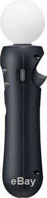 Sony Playstation Move Motion Controller Pack 2 Pour Ps4 & Ps Vr Cech-zcm2u Ud