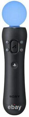 Sony Playstation Ps4 Vr Déplacer Les Contrôleurs De Mouvement Twin Pack Marque Nouvelle Et Scellée