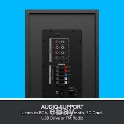 Système Tv Cinema Surround Sonores Bluetooth Subwoofer Télécommande