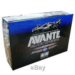 Tamiya 1/10 Avante 2011 Limitée Buggy Black Edition Spéciale Ep Rc Car Kit # 47390