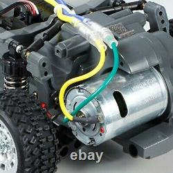 Tamiya 1/10 Électrique Rc Voiture De Série N ° 650 Volkswagen Beetle Rallye Mf-01x Châssis
