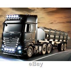 Tamiya 56348 1/14 Mercedes-benz Actros 3363 6x4 Gigaspace Tracteur Camion Kit