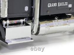 Tamiya 56356 Rc 1/14 Grand Hauler 2wd On-road Tractor Truck Kit Black Edition