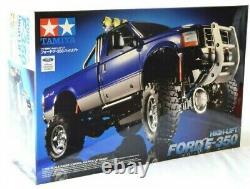 Tamiya Ford F-350 High-350 Lift 1/10 4wd Camion De Camion À Rc 58372