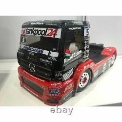 Tamiya Rc 58683 Mercedes Tankpool 24 Mp4 Racing Truck (tt-01e) 114 Kit D'assemblage
