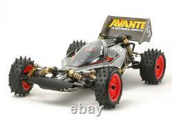 Tamiya Rc Avante 2011 Special Black Ltd Edition Kit 47390