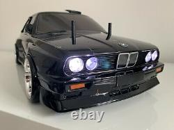 Tamiya Rc Voiture Drift Spec Tt01d Type E Bmw M3 E30 Sport Evo Oui Racing Kit 58451