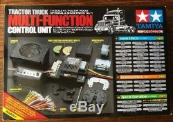 Tamiya Trop. 11 1/14 Échelle Camion Option Pièces De Rechange N ° 11 Mfc-01 Rc Big Tracteur