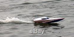 Télécommande Rc Haute Vitesse Pour Bateaux Racing Rtr Offre Spéciale! Vite