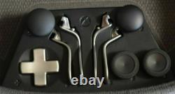 Travailler Microsoft Xbox One Black Elite Wireless Controller Series 1 Model1698