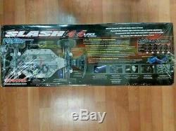 Traxxas 68086-4 Slash 4x4 VXL Brushless 1/10 4wd Rtr Short Course Truck Fox Nouveau