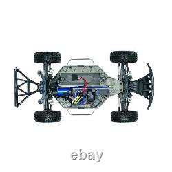 Traxxas 68086-4-fox Slash 4x4 1/10 Échelle Brushless Short Course 4wd Truck