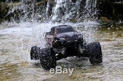 Traxxas Stampede 4x4 Brushless VXL Tqi 2.4ghz Camion Tsm Aucune Batterie Tra670864