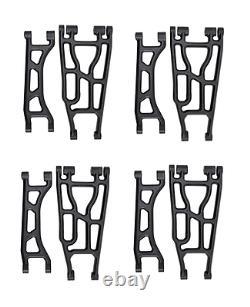 Traxxas X-maxx Complet RPM A-bras Set Bras De Suspension Arrière Supérieur Avant Inférieur