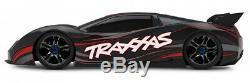 Traxxas Xo-1 Rc Supercar 17 Rtr Tqi Lien Avec Tsm 160 + Kmh Moteur Brushless Noir