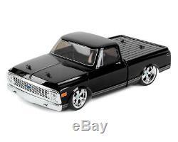 Vaterra 1972 Chevy C10 V100s Rtr 1/10 4wd Électrique Pick-up (noir)