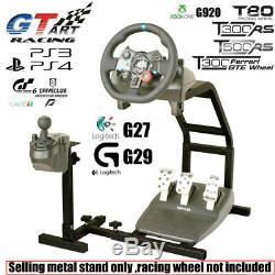 Véritable Gt Art Mini Racing Simulator Volant Stand G29 G920 T300