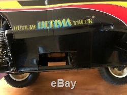 Vintage Kyosho Ultima Outlaw Truck 110 Rc Voiture Avec Manuel Original