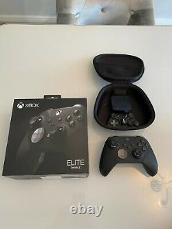 (sealed) Xbox One Elite Series 2 Contrôleur Sans Fil Noir